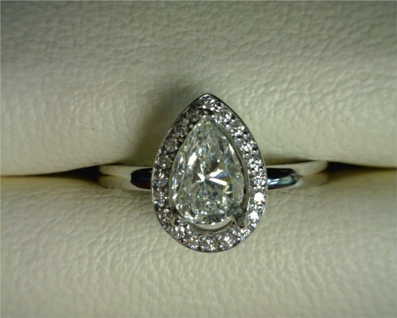 Semi-Mount Engagement Rings by Naledi Collection