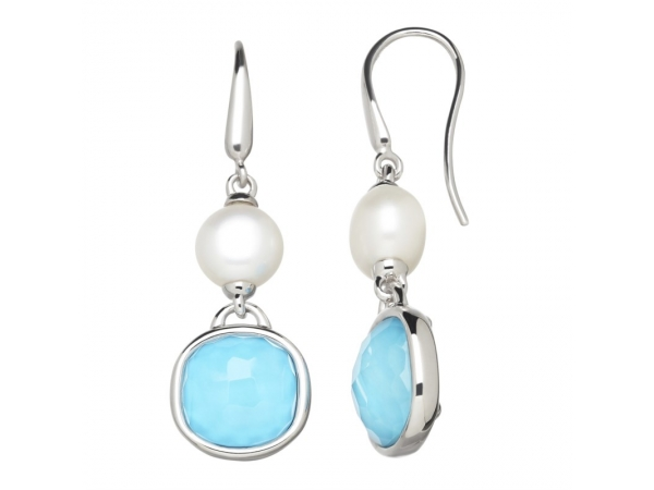 Pearl Earrings by Honora
