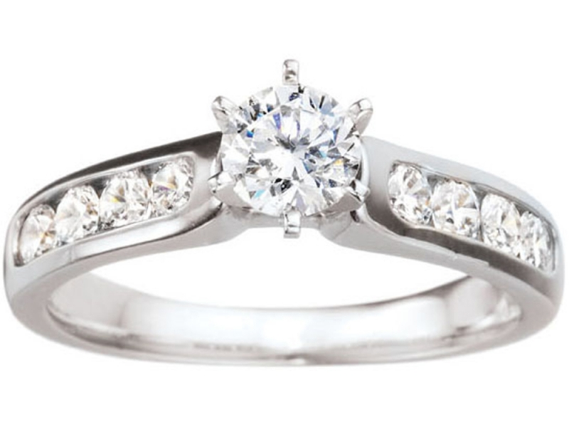 Engagement Rings by True Romance