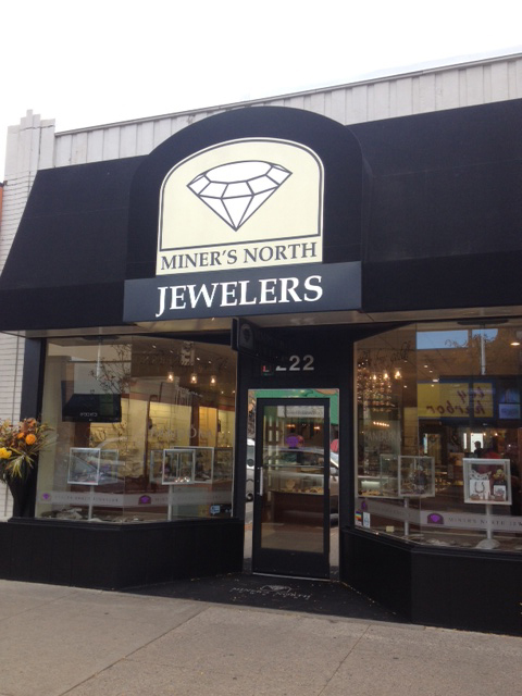 about miners north our jewelry store traverse city mi