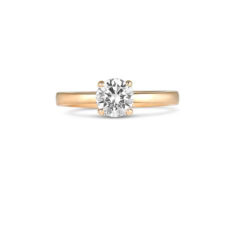 Semi-Mount Engagement Rings by Fana Bridal